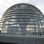 Dome of the Reichstag by Norman Foster