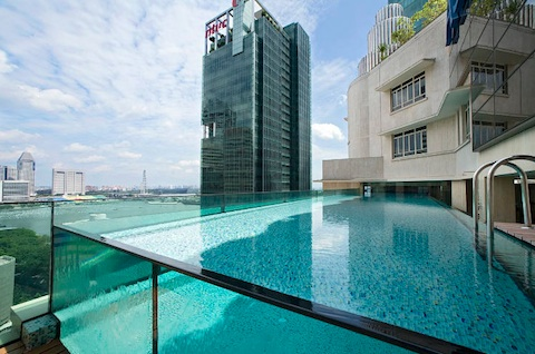 Ascott Raffles Place Hotel And Serviced Apartments In Singapore 39 S Cbd