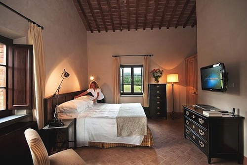 luxury retreat near siena tuscany