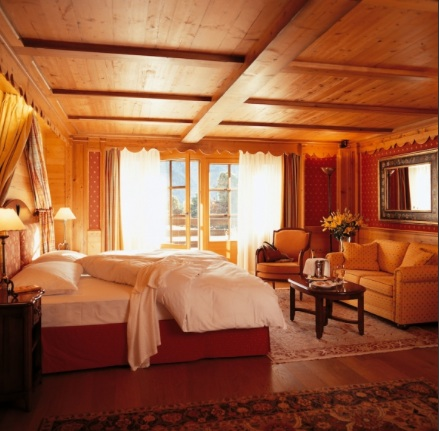 luxury hotel swiss alps