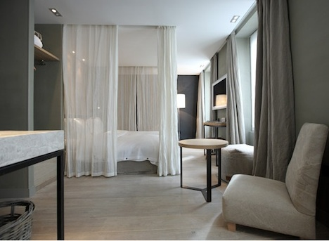 boutique hotel paris arc de triomphe