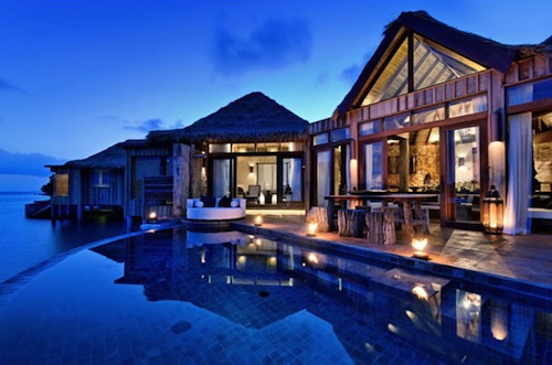 Three luxury beach resort hideaways in southeast asia for Luxury beach hotels