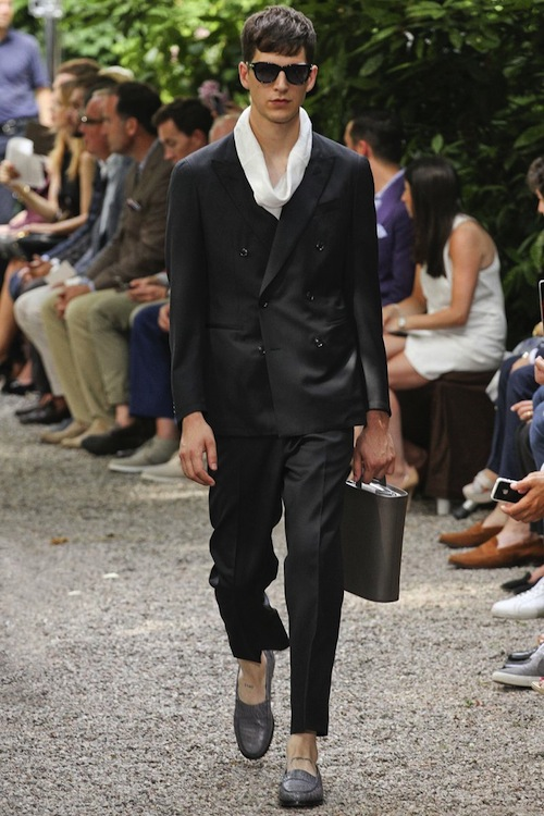 trussardi spring collection 2013