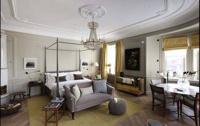 Ett hem cozy historic boutique hotel in stockholm mapplr for Boutique hotel stockholm