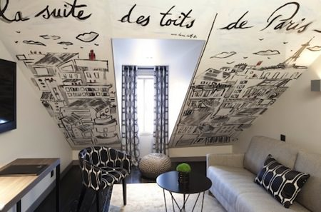 hotel georgette paris