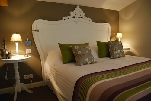 Hotel Edward 1er Dordogne rom